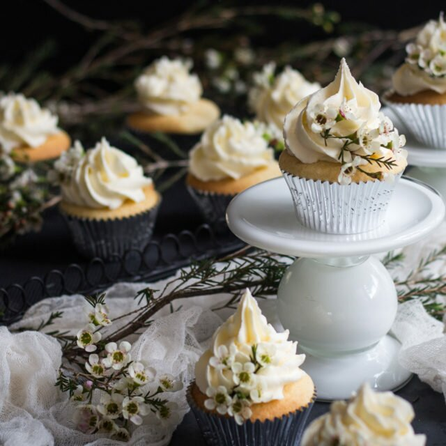 Vanilla Cupcakes with Buttercream Gluten Free Recipe 7
