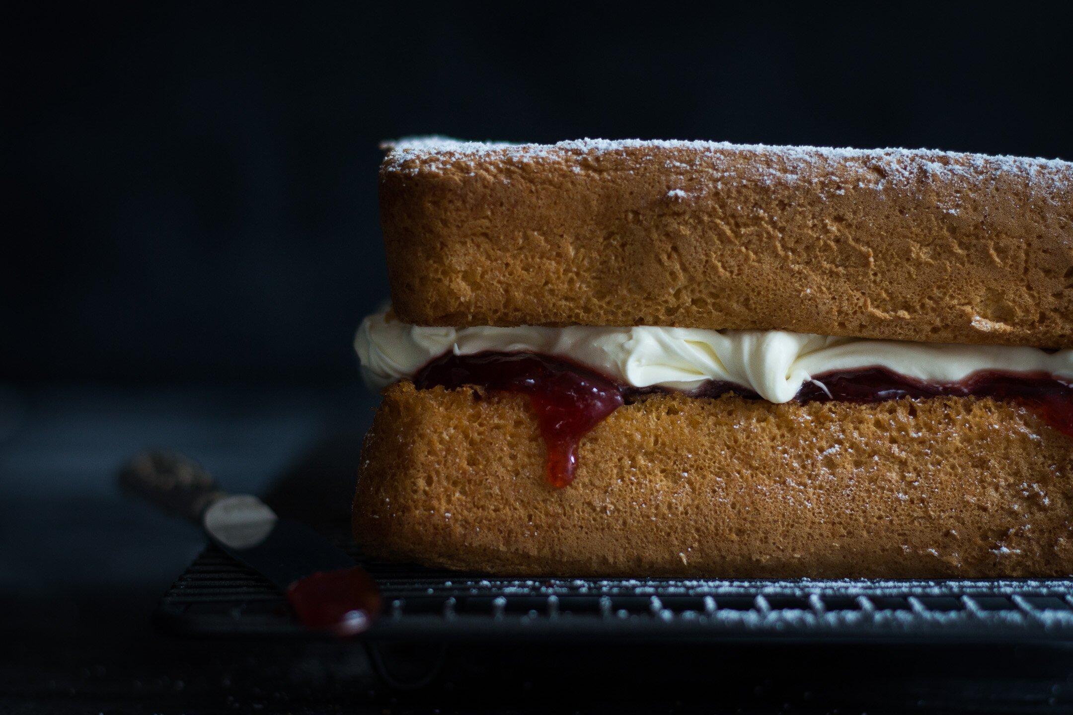 victorian-sponge-cake-gluten-free-recipe